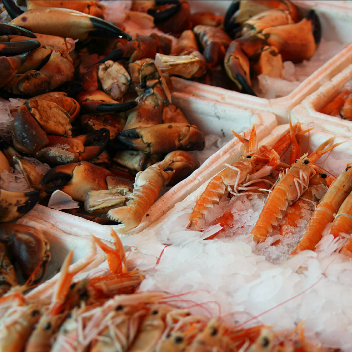 Food and Perishables - Seafood